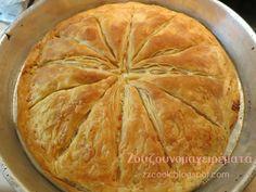 Ζουζουνομαγειρέματα: Σπιτικό φύλλο Pie, Serbian, Desserts, Food, Torte, Tailgate Desserts, Cake, Deserts, Fruit Cakes
