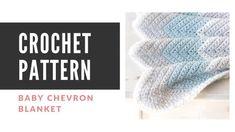 How to Change Yarn in Crochet - Easy Crochet Picot Crochet, Easy Crochet Stitches, Easy Crochet Blanket, Crochet Ripple, Quick Crochet, Crochet Basics, Crochet Blanket Patterns, Chevron Blanket, Single Crochet