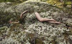 Surreal Human Portraits Behind Nature Reflections - by Loreal Prystaj - be artist be art magazine