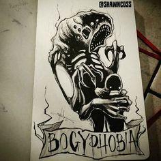 Bogyphobia - The Fear Of Bogeys Or The Bogeyman