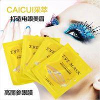 30 pegatinas de ojos ojeras máscara para los ojos hidratante para la líneas finas crema para los ojos 1