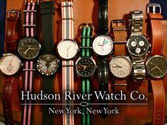 Hudson River Watch Co by Robert Willis, via Kickstarter.
