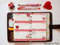 The week nr. 35 - anniversary and wedding week! #planner