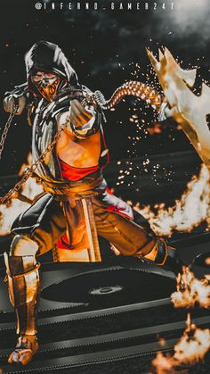 Escorpion Mortal Kombat, Mortal Kombat X Scorpion, Red Dead Redemption, Mi Images, Mortal Kombat X Wallpapers, Super Street Fighter, Joker Images, Liu Kang And Kitana, Mileena