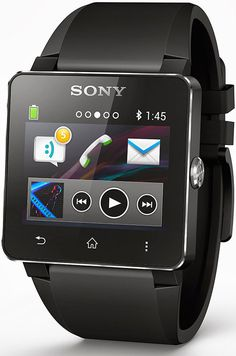 Sony SmartWatch 2- Troy needs this for when he's working!