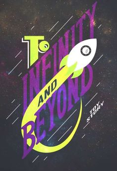 Pop Culture Typography Quotes - These Pixar Quotes Have Been Made into Beautiful Posters (GALLERY)