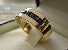anillos de oro amarillo - Buscar con Google