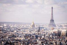 Elegant, chic and refined describe both Paris + you, Cap.
