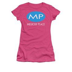Melrose Place - Melrose Place Logo Junior T-Shirt