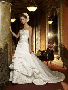1975 Eve of Milady bridal gowns | Eve of Milady Bridals