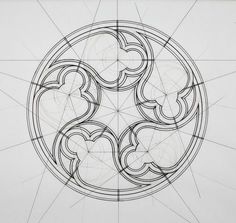 This Architect Fuses Art and Science by Hand Illustrating the Golden Ratio,Courtesy of Rafael Araujo Geometry Pattern, Geometry Art, Sacred Geometry, Islamic Art Pattern, Pattern Art, Geometric Designs, Geometric Shapes, Zentangle, Celtic