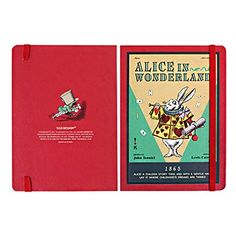 [7321 Design] Alice in Wonderland Vol. 19 / Vol. 22 Diary Planner (Vintage-red) 7321 Design http://www.amazon.com/dp/B00QLV1PO2/ref=cm_sw_r_pi_dp_wR5Cvb0JY7EGA