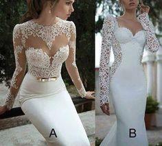 En snygg klänning