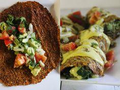 This Rawsome Vegan Life: ENCHILADAS with CHUNKY SALSA, CHEESY SAUCE & SPICY NUT MEAT
