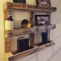 3 Tier Pallet Shelf