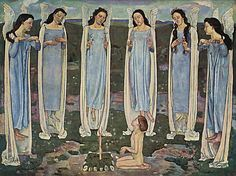 Ferdinand Hodler: The Chosen One, 1893-94