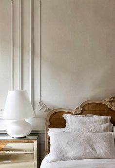 How To Decor Hallway Decor Inspiration: Parisian Style in Chelsea Decor Inspiration: Parisian Style in Chelsea.How To Decor Hallway Decor Inspiration: Parisian Style in Chelsea Decor Inspiration: Parisian Style in Chelsea Serene Bedroom, Beautiful Bedrooms, Home Bedroom, Romantic Bedrooms, Bedroom Signs, Master Bedrooms, Bedroom Apartment, Calm Bedroom, Bedroom Ideas