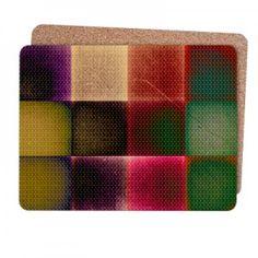 COLOURFUL HILLS IV-2, Placemats | Pia Schneider [atelier COLOUR-VISION] #bespo #placemats #home