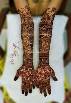 Latest Mehendi Designs for Hands & Legs - Happy Shappy Latest Mehndi Designs Hands, Peacock Mehndi Designs, Latest Bridal Mehndi Designs, Mehndi Designs 2018, Dulhan Mehndi Designs, Mehndi Design Pictures, Wedding Mehndi Designs, Unique Mehndi Designs, Beautiful Mehndi Design