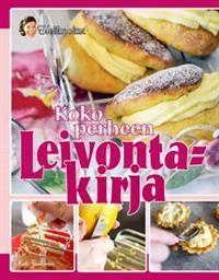 Koko perheen leivontakirja - Hellapoliisi - Tekijä: Kati Jaakonen 24,10€