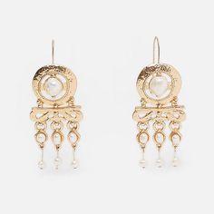 093a172d6 Best lady Fashion ZA Resin Drop Earring For Women Wedding Jewelry Boho  Elegant Shiny Dangle Statement Earrings Christmas Gifts