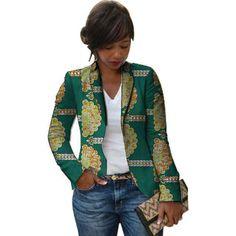 Blazers For Women, African Blazer, Dashiki Clothes, Kitenge Blazer – LeStyleParfait. Blazer Outfits Casual, Blazer Outfits For Women, Blazer Fashion, Blazers For Women, Jackets For Women, Clothes For Women, Ladies Blazers, Dress Outfits, Women Blazer