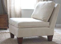 Slipper Chair Slipcover - Home Furniture Design Slipper Chair Slipcover, Slipper Chairs, Slipcovers For Chairs, Office Decor, Home Office, Office Chairs, Home Furniture, Furniture Design, House Tweaking