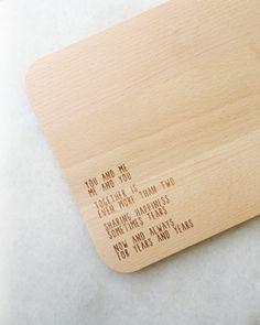 Gewoon JIP. |Gedichten | Kaarten | Posters | Stationery | & meer © sinds feb 2014 | Liefde | Quote | Huwelijk | Bruiloft | Voordragen | Cadeau Huwelijk | Wedding decoration | Wedding inspiration | Valentijn | Valentijnsdag | Wedding card | Serveerplankje | Breakfast | Morning ritual | Breakfast ideas | Ontbijt op bed | You and me | © Een tekstje van JIP. gebruiken? Dat kan! Stuur een mailtje naar info@gewoonjip.nl | Of koop dit plankje direct op Gewoonjip.nl