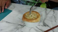 Get Chicken-Ramen Noodle Pot Pie Recipe from Food Network