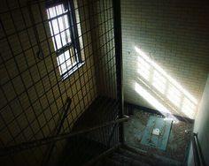 Edificios abandonados. El Hospital Psiquiatrico de Kings Park.