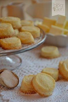 biscotti sablé Waffle Cookies, Biscotti Cookies, Galletas Cookies, Cookie Desserts, Vegan Desserts, Cookie Recipes, Biscuits, Italian Cookies, Pasta