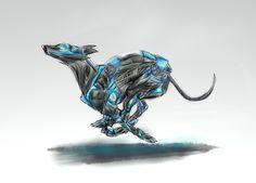 robot greyhound - Google Search