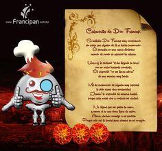 La ilustración y caleverita también se realizo para el avatar llamado: Don Francup.