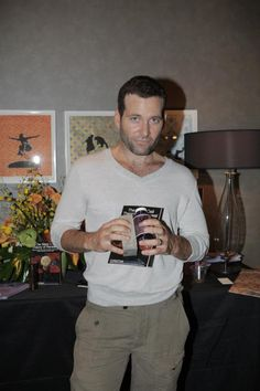 Eion Bailey of ABC's Once Upon A Time