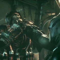 Batman: Arkham Knight  Batman vs Scarecrow