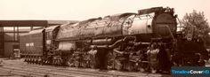 Vintage Train 1 Facebook Cover Timeline Banner For Fb Facebook Cover