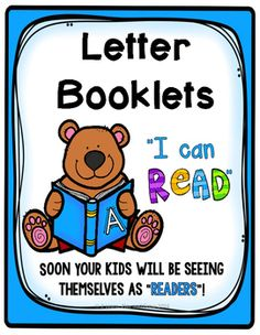 Simple, half-page emergent readers are the perfect size for Preschool and Kindergarten.Letter Identification/Phonological awareness:Find and circle the specified letter on each page.Identify words that start with the letter.Pre-reading skills:Left to right progressionWords have meaning Learning to use picture cluesRecognizing simple sight words.Identifying predictable rhyming patterns in each book.Fine motor skills: Simple pictures to colorPractice name writing.Trace the letter on each…