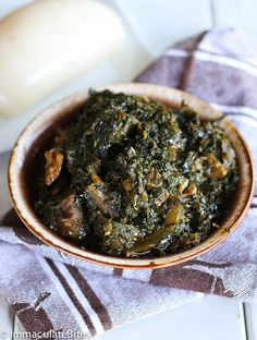 Nothing delivers flavor and finger-licking goodness with little fuss and even less time than Eru soup. When I decided to start a cooking blog, the first recipe that crossed my mind was eru. It was at the top of my list of recipes to make, for the blog, because I have been cooking for a very ...