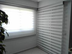 Estor enrollable noche y día protección solar. #estor #enrollable #nocheydía #valencia #protecciónsolar #navarrovalera
