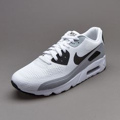 half off 897f9 ce8bb Nike Sportswear Air Max 90 Ultra Essential - White. Mens TrainersNike ...