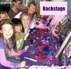 michelle paige blogs: Rockstar Party!