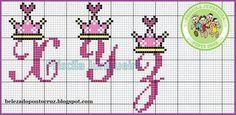 Monograma princesa: