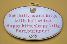 Hey, I found this really awesome Etsy listing at https://www.etsy.com/listing/110863638/soft-kitty-warm-kitty-big-bang-theory