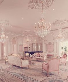 dream rooms for adults . dream rooms for women . dream rooms for couples . dream rooms for adults bedrooms . dream rooms for girls teenagers Dream Rooms, Dream Bedroom, Rich Girl Bedroom, Royal Bedroom, My New Room, My Room, Baroque Architecture, Cute Room Decor, Aesthetic Room Decor