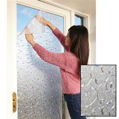 New Bathroom Window Privacy Curtains Frosted Glass Ideas Bathroom Window Privacy, Bathroom Window Treatments, Window In Shower, Privacy Curtains, Bathroom Windows, Bathroom Doors, Glass Bathroom, Privacy Glass, Door Curtains