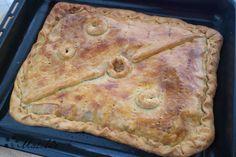 Masa de empanada fácil y rápida | Galletas para matilde Quiches, Buko Pie, Apple Bread, Tapas, Chicken Recipes, Bakery, Appetizers, Food And Drink, Cooking Recipes