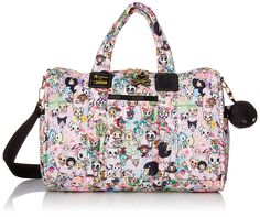 LeSportsac Tokidoki Rondinella Weekender Duffle Bag ** Read more reviews of the product by visiting the link on the image. (This is an Amazon Affiliate link and I receive a commission for the sales)