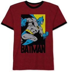 BATMAN VINCENT VAN GOGH STARRY NIGHT T-SHIRT NEW XXL 2XL DC COMICS MOVIE