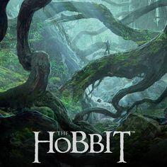 The Hobbit - Desolation of Smaug Environment Concepts, WETA WORKSHOP DESIGN STUDIO on ArtStation at https://www.artstation.com/artwork/n8wYO