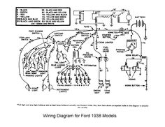 ford truck wiring diagrams 1935 flathead electrical wiring ford